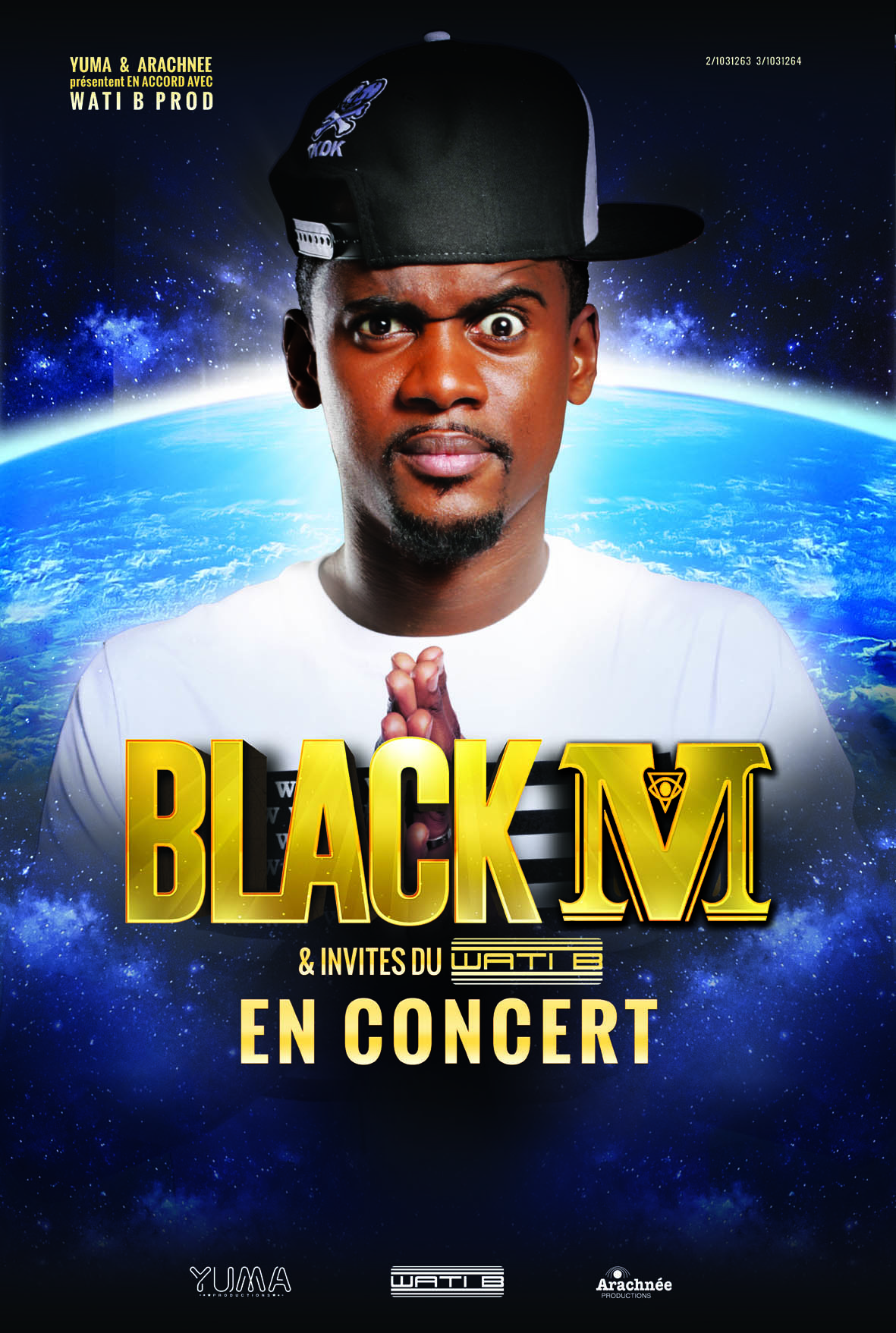 Black M + Invités du Wati B