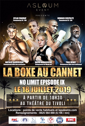 La Boxe au Cannet