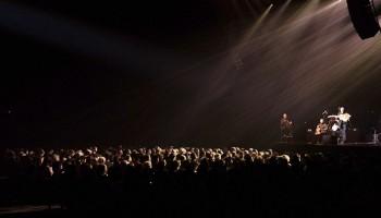 Enrico Macias en spectacle La Palestre 28/03/15
