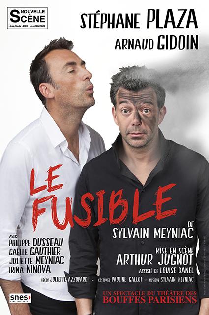Théâtre : «Le Fusible»