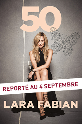 Lara Fabian – 50 ans
