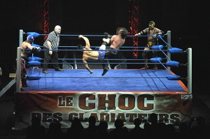 Sports - Le Choc des Gladiateurs
