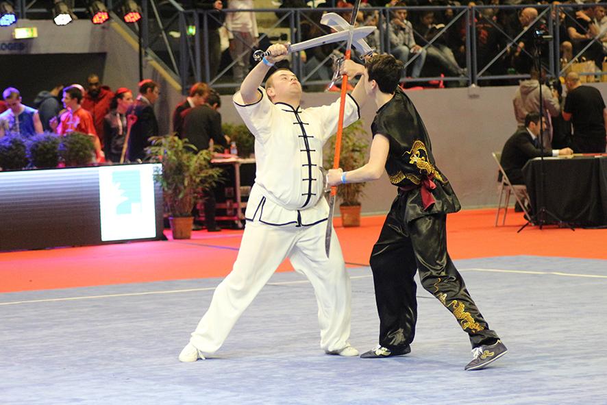 Championnat Wushu